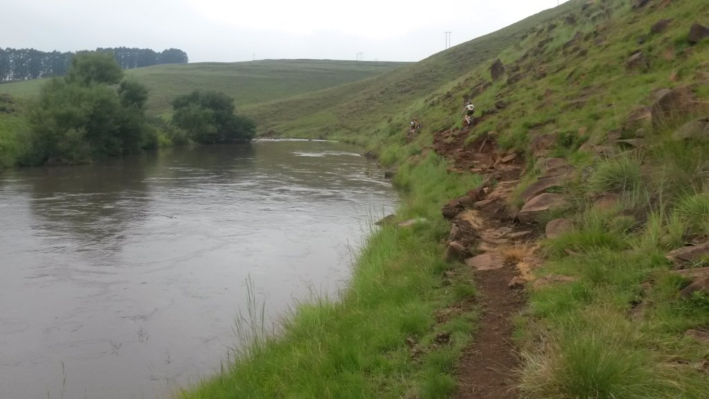 2015 Euro Steel Drak Descent. Technical section – Day 2