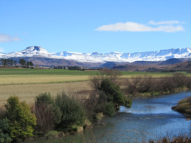 News – Chilly but beautiful riding even at mid-day