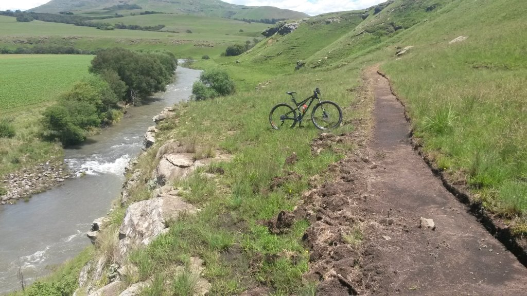 Trails – Some new Ekhutuleni trail