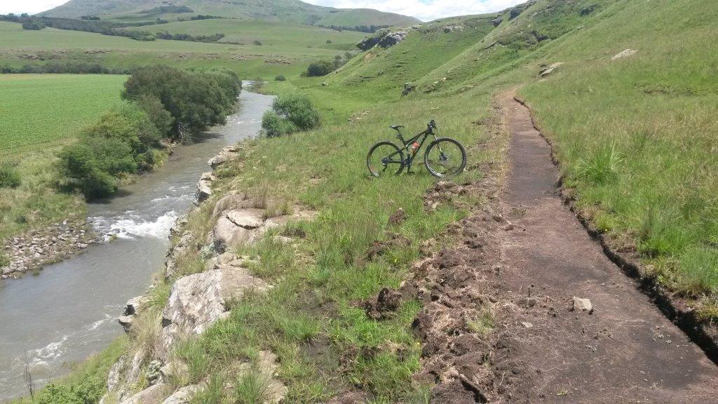 Trails – Some new Ekhutuleni trail