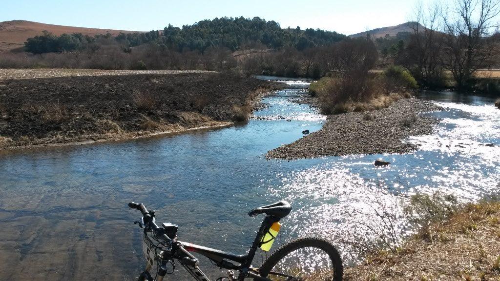 Trails - Crystal Clear Umzimkulu river – Umzimkulu Run